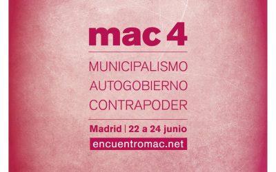 MAC 4 Encuentro para una política en Movimiento