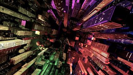 La geografía urbana del capitalismo.